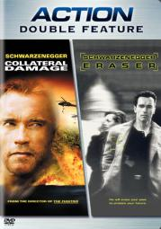 Collateral damage/eraser 2pk (dvd)                            nla D39365D