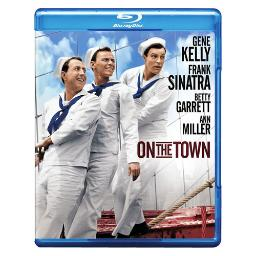 On the town (blu-ray) BR530196