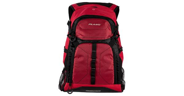 Plano plabe631 plano e-series 3600 tackle backpack – red