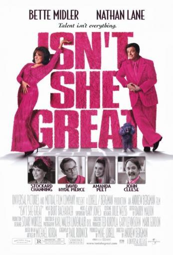 Isn't She Great Movie Poster (11 x 17) ID62JD9ODXRVUSIO