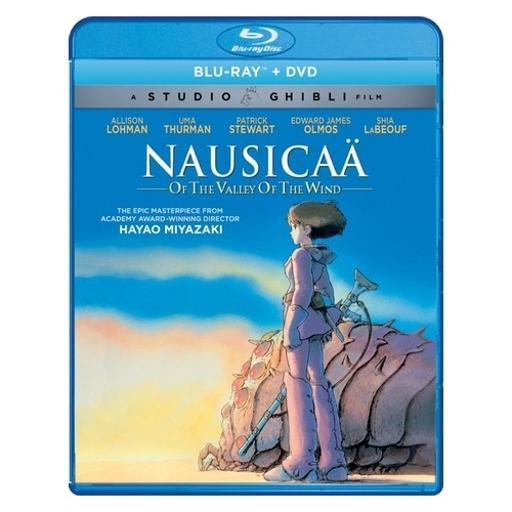 Nausicaa of the valley of the wind (blu ray/dvd combo) (1.85:1/eng/eng sdh) 1490839