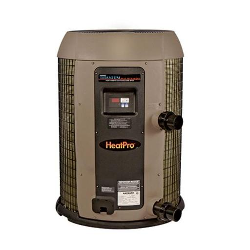 Hayward Pool Products HP21404T 140000 BTU 230V Titanium Digital Pool And Spa Heat Pump