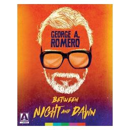 George romero between night & dawn (blu-ray/dvd/limited edition) nla BRAV108