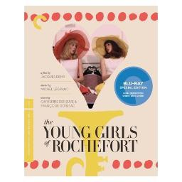 Young girls of rochefort (blu ray) (ws/2.35:1/5.1 sur) BRCC2757
