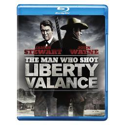 Man who shot liberty valance (blu ray) (ws) BR59191470