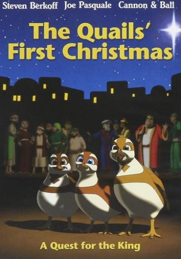 Quails first christmas-quest for the king (dvd) nla