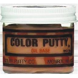 Color Putty 126 Brown Mahogany Putty - 3.68 oz. Jar