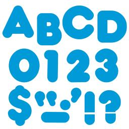 Trend (6 pk) ready letters 2in casual