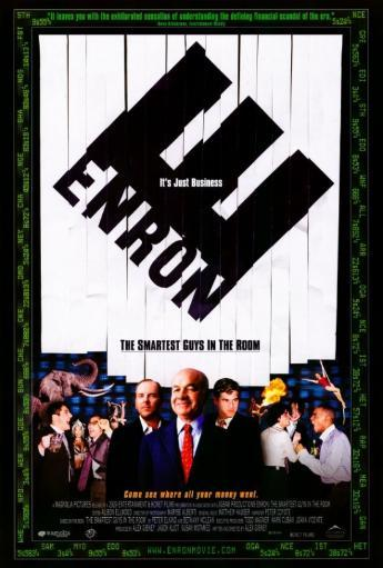 Enron: The Smartest Guys in the Room Movie Poster Print (27 x 40)
