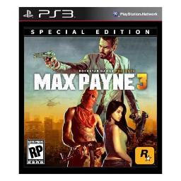 Max payne 3 special edition-nla TK2 47129