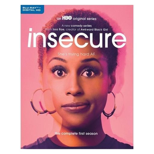 Insecure-season 1 (blu-ray/digital hd/uv) U7NNJQPA3ZUKCJ0N