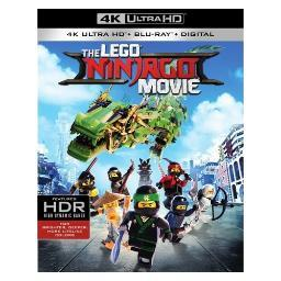 Lego ninjago-movie (blu-ray/4k-uhd/digital hd) BR634438