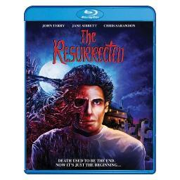 Resurrected (blu ray) (ws/1.85:1) BRSF17935