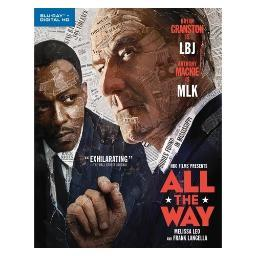 All the way (blu-ray/digital hd) BR611588