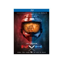 Red vs blue-10 years of (blu-ray/14 disc)