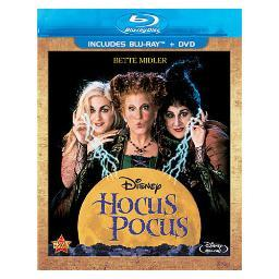 Hocus pocus (blu-ray/dvd/2 disc combo/ws/eng-fr-sp sub) BR109973