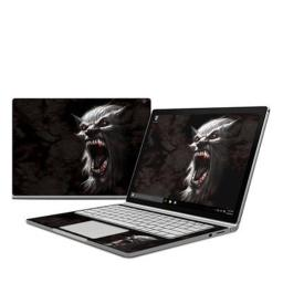 24fc1976c75 DecalGirl IOEBA237E MISB WLFMAN Microsoft Surface Book Skin Wolfman  4B779D7285E Business Services Hardware