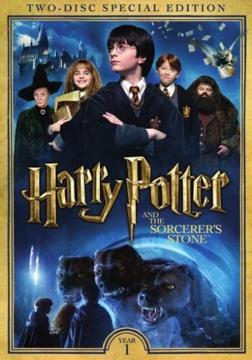 Harry potter & the sorcerers stone (dvd/2 disc/special edition) RAAWCP0M2OUCR00F