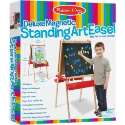 Melissa & doug 9336 deluxe easel/magnetic boards