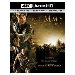 Mc-mummy ultimate trilogy (blu ray/4kuhd/uv-nla BR61186086