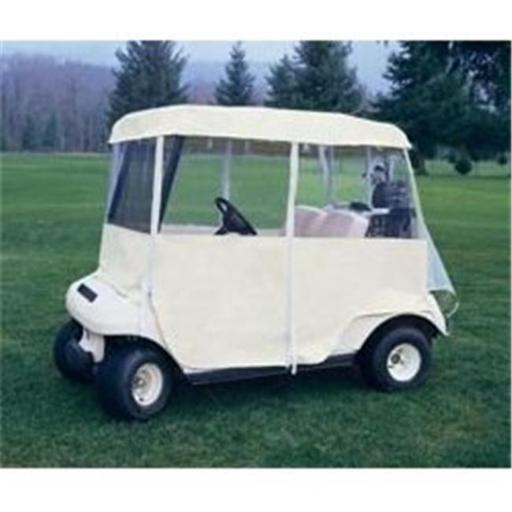 Classic Accessories 72072 Deluxe 4 Sided Golf Car Enc Sand