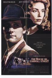 The House on Carroll Street Movie Poster Print (27 x 40) MOVEH7259