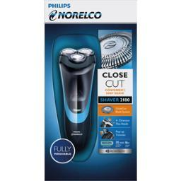 Philips Norelco Rechargable Electric Shaver 2100 2100