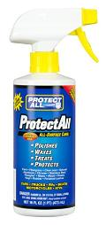 All Surface Care Protect-All - 16 Oz With Pump Sprayer - 62016 62016