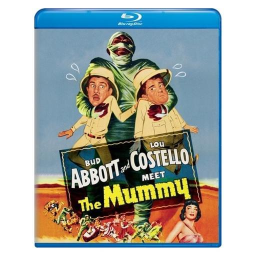Abbott & costello meet the mummy (blu ray) O8KJG1ESPQ711JMM