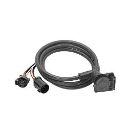 Bargman 54701003 90° Fifth Wheel Adapter Harness