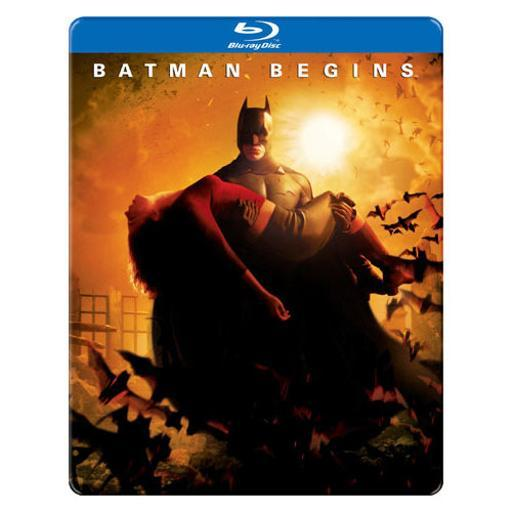 Batman begins (blu-ray/steelbook) TQTLZ65LBS3LQ5OT