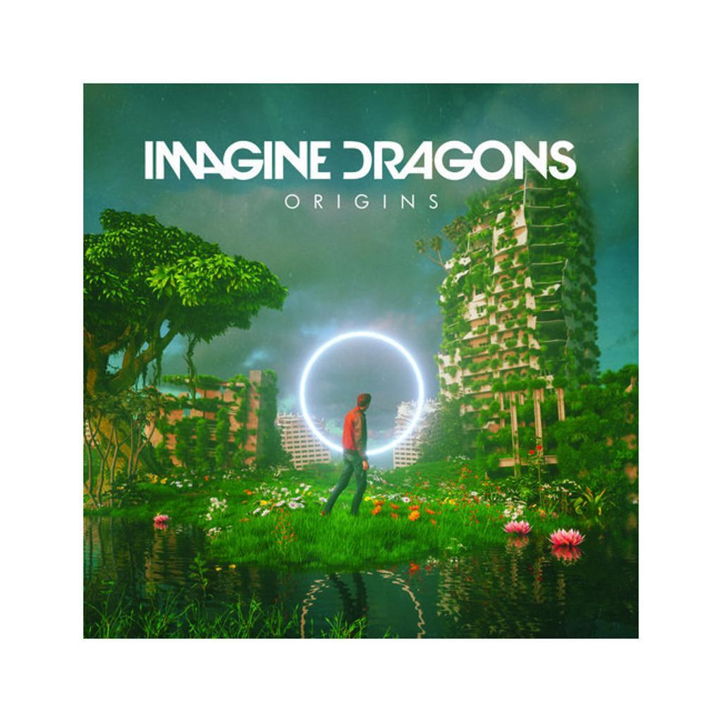 Interscope records imagine dragons origins compact discs iscb002934702.2