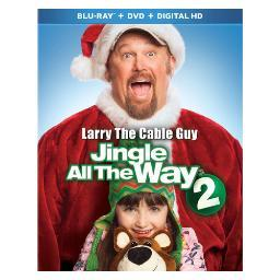 Jingle all the way 2 (blu-ray/dvd/dhd/2 disc combo/ws) BR2296848