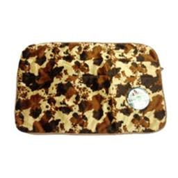Iconic Pet 91729-D Short Plush Polyester Crate Mat - X Small