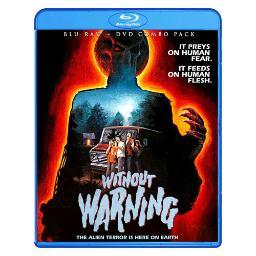 Without warning (blu-ray/dvd combo/2 disc/ws) BRSF15131