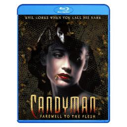 CANDYMAN-FAREWELL TO THE FLESH (BLU RAY) (WS/ENG) 826663155242