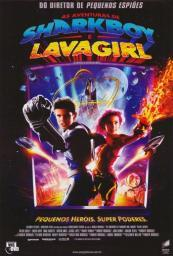 The Adventures of Shark Boy & Lava Girl in 3-D Movie Poster (11 x 17) MOV370649