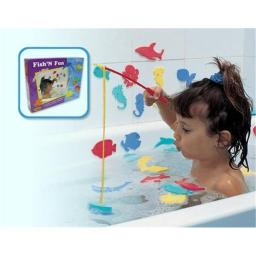 EduShape 915018 Fish Fun Box Bathing Toy