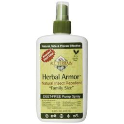 All Terrain, Insect Spray Herbal Armor, 8 Fl Oz