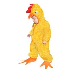 Charades Little Chick Baby/Toddler Costume, Yellow, Infant