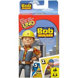 My First UNO: Bob the Builder - Card Game