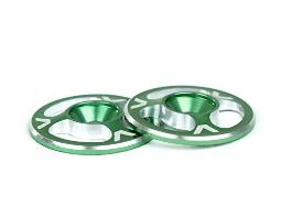 Avid RC Triad Wing Buttons   GRN