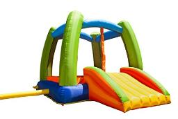 Sportspower My First Jump N Play Bounce House With Slide