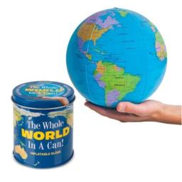 Accoutrements Whole World in a Can