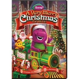 BARNEY-VERY MERRY CHRISTMAS (DVD) (FF/ENG/SPAN/2.0 DOL DIG)