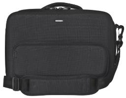 Cocoon CLB356BY Chelsea 13 Laptop Case Includes Grid-IT! Accessory Organizer (Black/Yellow)