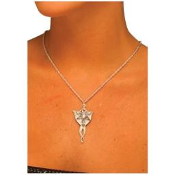 Arwen's Evenstar Necklace Costume Accessory