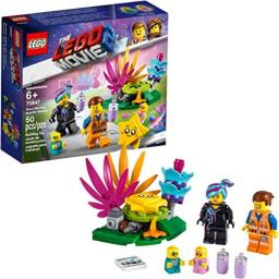 LEGO The Movie 2 Good Morning Sparkle Babies! 70847 Building Kit, New 2019 (50 Pieces)