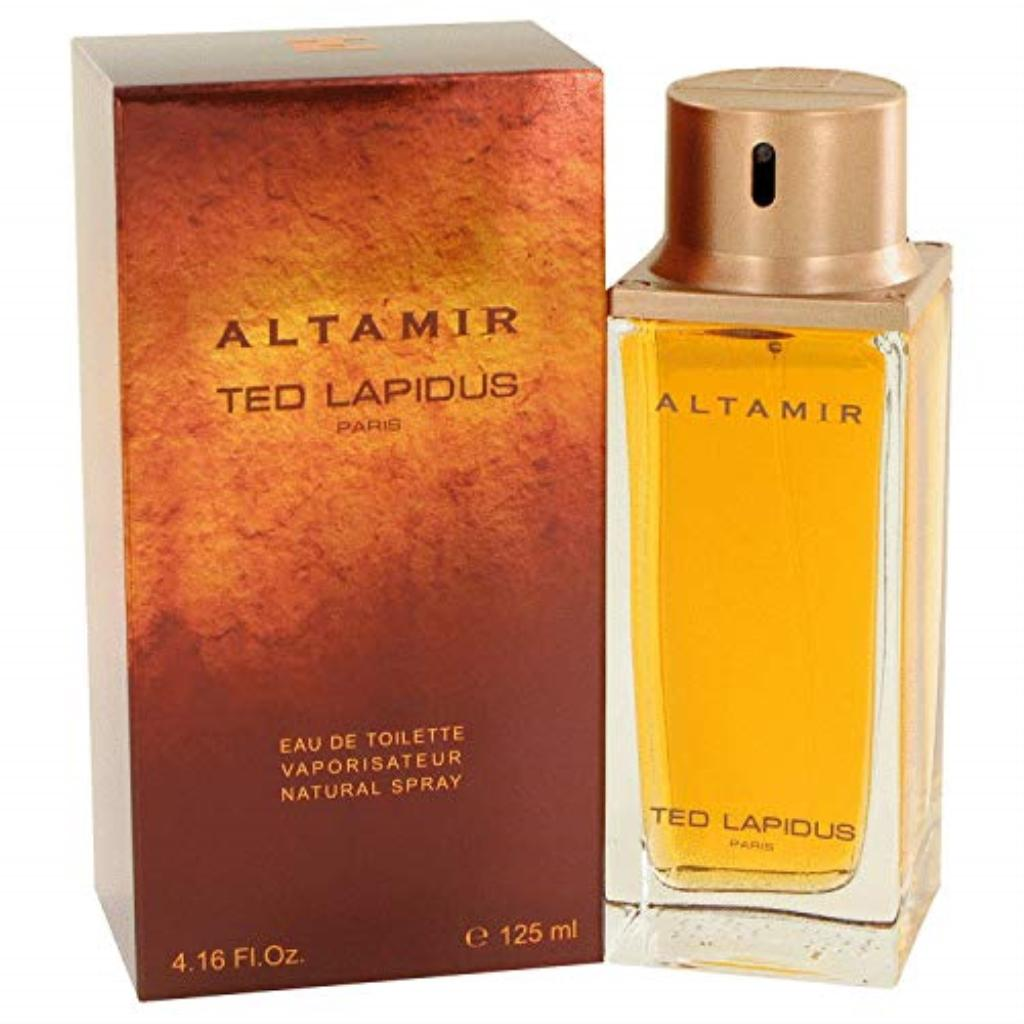 Ted Lapidus Altamir Cologne, 4.2 oz Eau De Toilette Spray, by Ted Lapidus, for Men