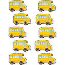 Teacher Created Resources School Bus Accents